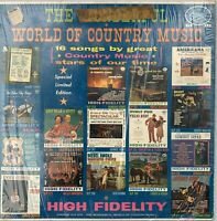 The Wonderful World Of Country Music - Various Artists Vinyl LP