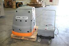 Taski Duobot 1850 Floor Scrubber W/ 2 Batteries, 2 Chargers,& Battery Cart 16HRS