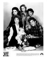 COURTNEY THORNE-SMITH, JULIA LOUISE DREYFUS & Cast Original TV Photo DAY BY DAY