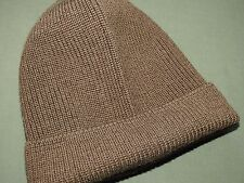 US Army AAF WW2 EASTMAN A-4 KNIT WOOL MECHANIC'S CAP Wear W/ A-2 Flight Jacket