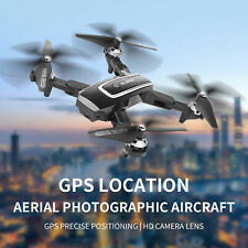 Foldable GPS WIFI FPV 2.4G 1080P/5G 4K Wide Angle HD Camera RC Drone Quadcopter