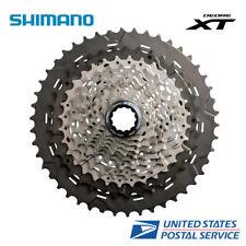 SHIMANO XT CS-M8000 11-40T 11-42T 11-46T 11-Speed Cassette Silver MTB (OE)