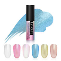 LILYCUTE   Gel Polish Glitter Nail Art UV Gel Varnish
