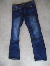 Rue 21 Blue Jeans Juniors 11/12 R Boot Cut Stretch Denim