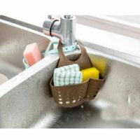 Sink Organizer Sponge Holder Kitchen Hanging Storage Basket Bathroom Soap Rack