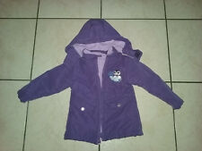 Manteau violet fille LITTLEST PET SHOP 2 ans/24 mois