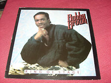 Bobby Brown:  King of Stage  1986   UK  LP