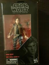 Star Wars The Black Series Han Solo #62 Solo A Star Wars Story Action Figure