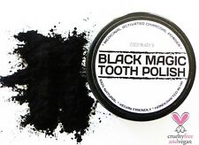Charcoal Powder Teeth Whitening * Large 50ml Jar Special Offer RRP £8.95
