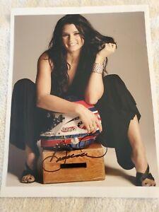 Danica Patrick Autographed 8 X 10 Photo