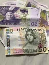 More details for uncirculated swedish krona (270 krona)
