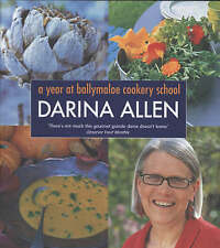 """VERY GOOD"" Darina Allen, A Year at Ballymaloe, Book"