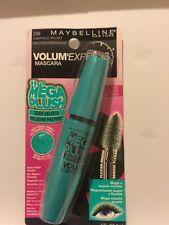 MAYBELLINE Volum Express The Mega Plush Mascara #249 Emerald Velvet NEW IN PACK