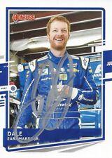 AUTOGRAPHED Dale Earnhardt Jr 2021 Donruss #88 Nationwide Signed NASCAR Card COA