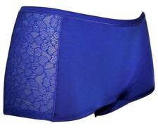 Perizomi, tanga, slip e culottes da donna blu taglia L