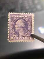 us stamps Scott 501 MHOG Centered Lot J