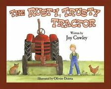 The Rusty, Trusty Tractor by Joy Cowley (2000, Paperback)