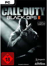 CALL OF DUTY BLACK OPS II 2 COD9 STEAM DE/EU [UNCUT] PC Download Code CD Key