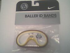 Nike Baller Id bands Adult Unisex wrist bands authentic in package Akoo11 903