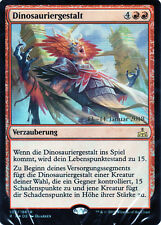 Form of the Dinosaur / Dinosauriergestalt FOIL - Promo - Magic - M - DE