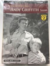 The Andy Griffith Show (3 episodes) TV Classics DVD Volume 2 SEALED
