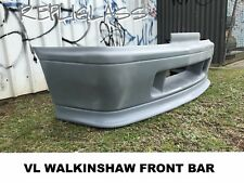 VL COMMODORE WALKINSHAW FRONT BAR WITH LOWER LIP