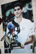 PHOTO )) P. SAMPRAS )) tournoi de Lyon annees 90 ?!!!