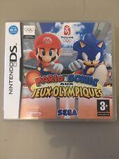 Mario & Sonic Aux Jeux Olympiques Ds