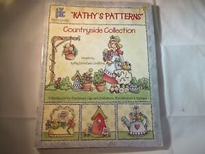 KATHY'S PATTERNS COUNTRYSIDE COLLECTION