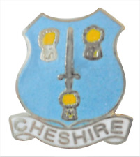 Cheshire County Pin Badge