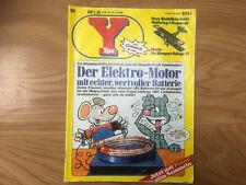 YPS magazine allemand style PIF GADGET N°162 SANS le gadget    I13