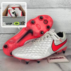 Nike Tiempo Legend 8 Elite SG-Pro AC Men's Size 8 Cleats AT5900-164 No Lid