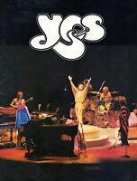 YES 1979 TORMATO U.S. TOUR CONCERT PROGRAM BOOK BOOKLET-JON ANDERSON-EX 2 NMT