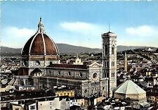 BR13538 La Cathedrale cista in panorama Firenze    italy