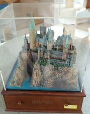 Hogwarts Castle Replica Limited Edition, Sealed in Plexiglass, Exc Condition!!