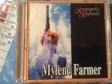 CD Mylène Farmer- Romantic Ballads.