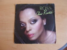 "Diana Ross: Chain Reaction 7"": 1985 UK Release: Picture Sleeve"