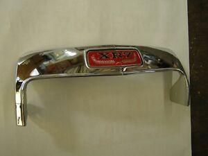 NOS OEM Ford 1973 Mercury Cougar XR7 Hood Ornament Emblem Moulding Grille Trim