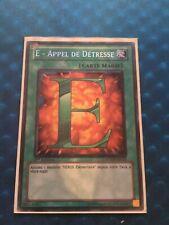 Yu Gi Oh! E-Appel de Détresse - Secret Rare RYMP-EN024 1st Edition