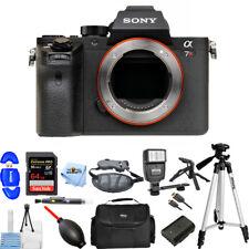 Sony Alpha a7R II Mirrorless Digital Camera (Body Only)!! KIT W/ BATTERY NEW!!