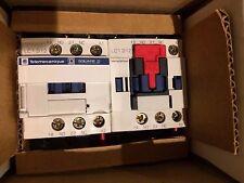 NEW Square D / Telemecanique LC2DREQ3856G1 Reversing Contactor 110V NIB