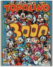 TOPOLINO 3000 28 MAGGIO 2013 Blisterato da abbonamento