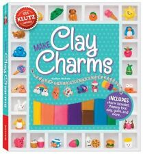 Klutz Make Clay Charms Craft Book and Kit