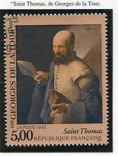 TIMBRE FRANCE OBLITERE N° 2828 TABLEAU SAINT THOMAS / Photo non contractuelle