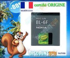 BATTERIE ORIGINE ORIGINAL NEUVE BL6F BL-6F NOKIA N78 N79 ET N95 8GB 8GO
