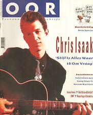 MAGAZINE OOR 1991 nr. 04 - BOB DYLAN / THEO VAN GOGH / JESUS JONES / CHRIS ISAAK