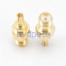 CRC9 male to SMA female jack plug Straight RF 50ohm connector Adapter 50-ohm