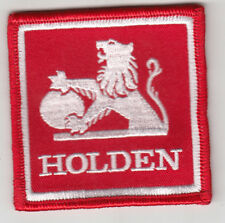 HOLDEN LION EMBROIDERED PATCH