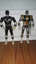 Mighty Morphin Power Rangers Movie Lot Action Figures 1995 Bandai