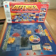 MB Defender board game never used 1980's